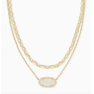 Kendra Scott double layer necklace NWT!